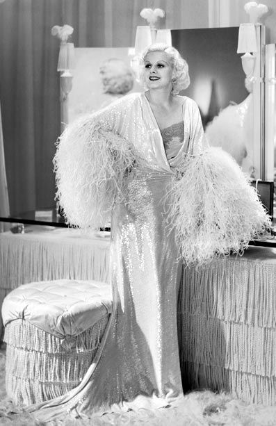 Jean Harlow _ Dinner at Eight