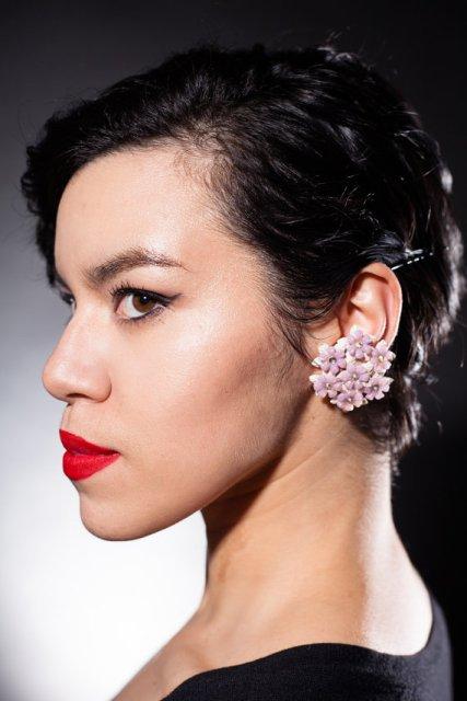 sip spring bouquet earrings2